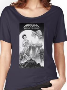 Barbara - Queen of the Galaxy Women's Relaxed Fit T-Shirt
