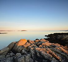 Peaceful Morning by Stephen Smith