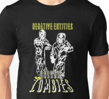 Negative Entities Hornor Zombies Unisex T-Shirt