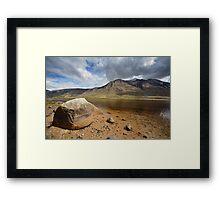 Loch Etive Framed Print