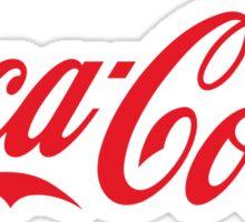 Coca Cola Sticker