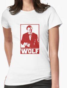 The Wolf Womens T-Shirt