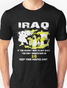 Iraq Veteran Unisex T-Shirt