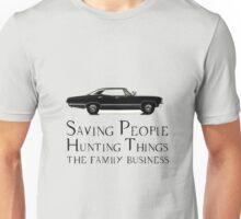 Supernatural Familly Business Unisex T-Shirt