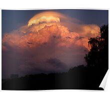 The Pileus Cloud Poster