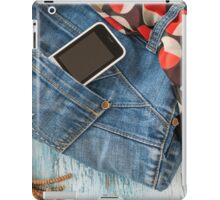 Travel concept iPad Case/Skin