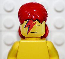 Bowie-LEGO by kikusui
