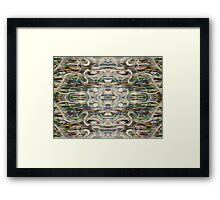 ABSTRACT 173 Framed Print