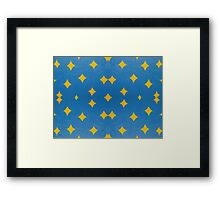 MIDNIGHT SKY Framed Print