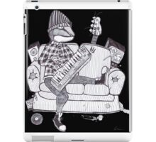 Lizard Lounge iPad Case/Skin