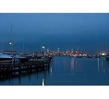 1005 City by the Bay Photographic Print