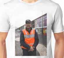 Police In Madeira Unisex T-Shirt