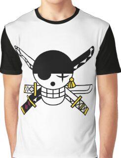 zoro flag Graphic T-Shirt