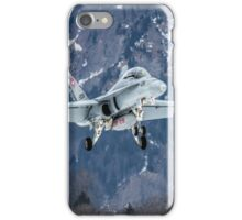 Swiss Air Force F-5E Tiger iPhone Case/Skin