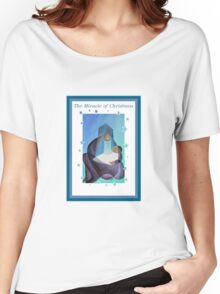 The Miracle Of Christmas Women's Relaxed Fit T-Shirt