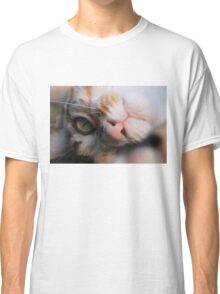 Playful Kitty Classic T-Shirt