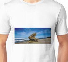 Rye back beach Unisex T-Shirt