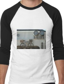 bicycle Men's Baseball ¾ T-Shirt
