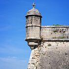 Citadel of Blaye, France by Ludwig Wagner