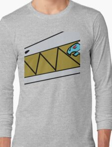 Dino Charge Aqua - Costume Long Sleeve T-Shirt
