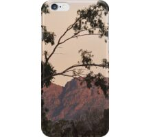 Kangaroos at the Mountain Side by Lorraine McCarthy iPhone Case/Skin