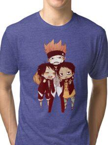 law sanji Tri-blend T-Shirt