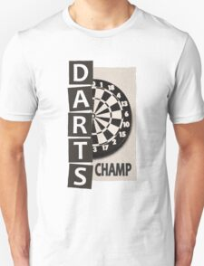 Darts Champ T-Shirt