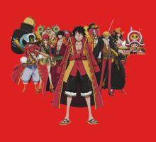 one piece crew One Piece - Long Sleeve