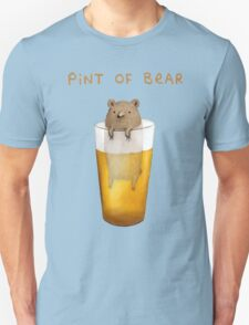 Pint of Bear Unisex T-Shirt