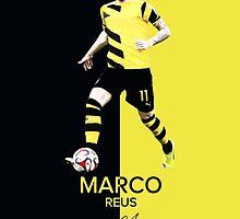 Marco Reus by Taylan Soyturk
