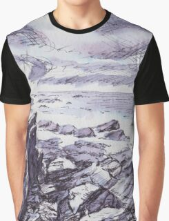 Ilfracombe, North Devon Graphic T-Shirt