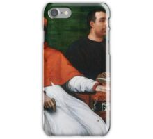 Italian, 14851490 - 1547 or after iPhone Case/Skin