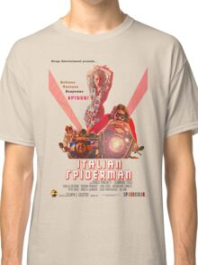 Italian Spiderman Poster - ONE:Print Classic T-Shirt