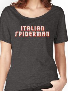 Italian Spiderman - ONE:Print Women's Relaxed Fit T-Shirt