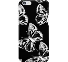 Butterfly Inverted iPhone Case/Skin