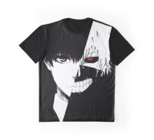 kaneki ken face Graphic T-Shirt