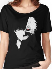 kaneki ken face Women's Relaxed Fit T-Shirt