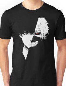 kaneki ken face Unisex T-Shirt