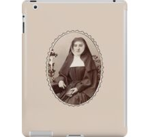 The Nun 2 iPad Case/Skin