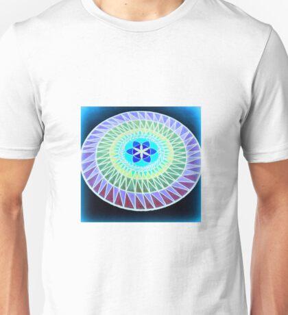 Blue Tom Vision Unisex T-Shirt