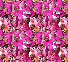 filthy shades of pink by Roman Prikhodko