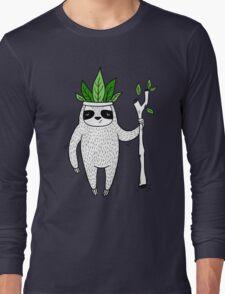 King of Sloth Long Sleeve T-Shirt