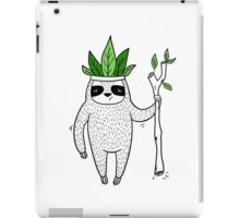 King of Sloth iPad Case/Skin