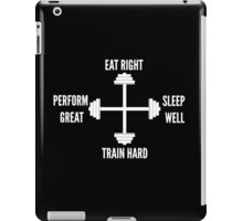 Fitness Compass iPad Case/Skin
