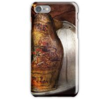 Fireman - The fire chief iPhone Case/Skin