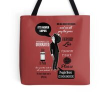 Dr House Montage  Tote Bag