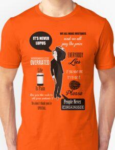 Dr House Montage  Unisex T-Shirt