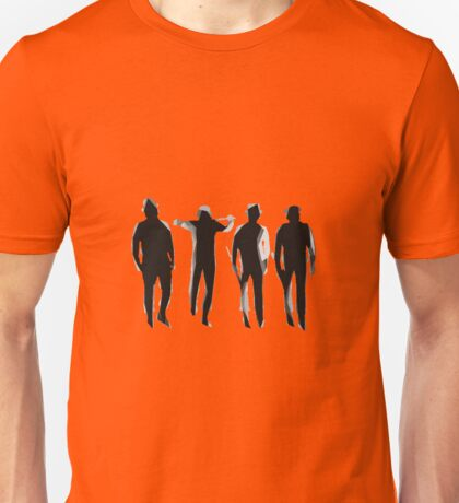 Clockwork Four Unisex T-Shirt