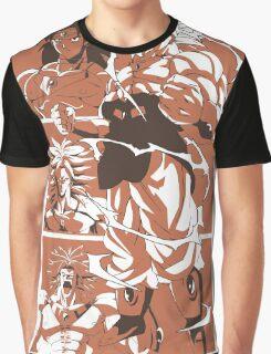 Dragon Ball Broly Shirt Hoodie Graphic T-Shirt