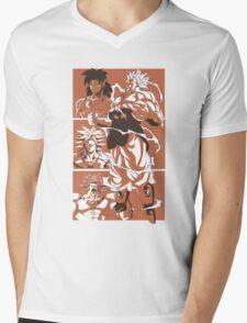 Dragon Ball Broly Shirt Hoodie Mens V-Neck T-Shirt